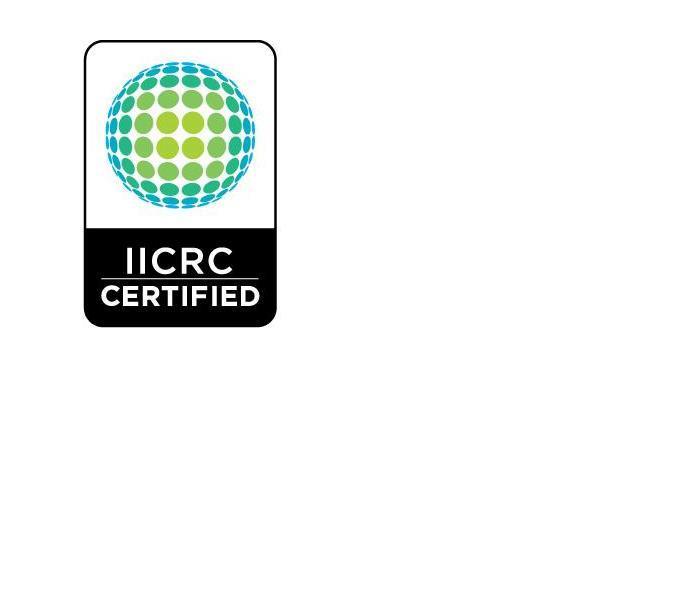 Iicrc Certified Servpro Of Corpus Christi East