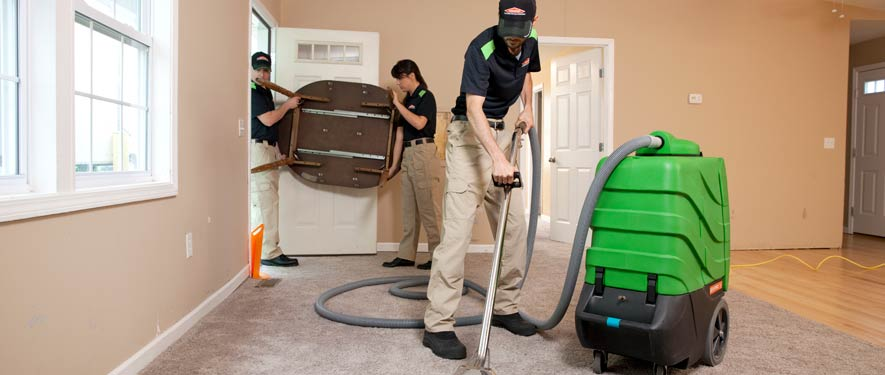 Corpus Christi, TX residential restoration cleaning